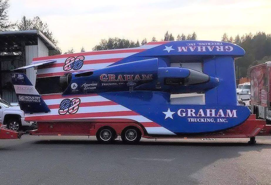 Graham Trucking Racing | Official Site